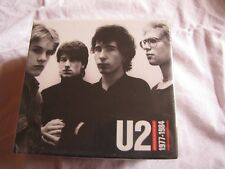 Sealed 1977-1984 [Collector's Box Set] by U2 (Nov-2009, 6 Discs, Universal)
