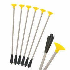 6pcs Kids Toy Archery Crossbow Arrows Safe Sucker Game Target Child Play Plastic