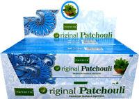 3 boîtes Encens Nandita Patchouli 15g