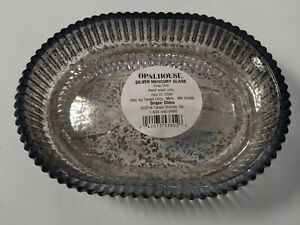 Opalhouse Silver Mercury Soap Dish