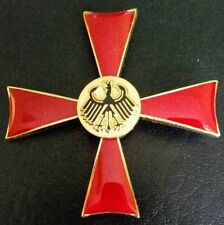 ✚6517✚ German Order of Merit post WW2 medal Officer's Cross for women