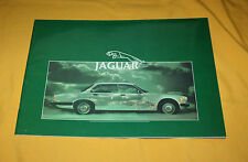 Jaguar XJ 1984 (B) Prospekt Brochure Depliant Prospetto Catalog Folder Broschyr