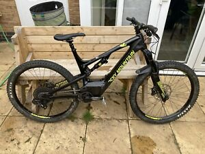 Rocky Mountain Altitude Powerplay,Carbon Frame,500Wh Battery Plus Overtime Pack