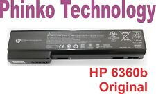 Genuine HP Battery for ProBook 6360b,6460b,6465b,6470b,6475b,6560b,6565b,6570b