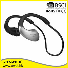 AWEI A885BL Wireless Bluetooth V4.1 Stereo Smart Sports Bass Earphones Wireless