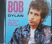 Bob Dylan Times they are a-changin' (16 tracks, #duchesse352022) [CD]