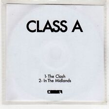 (FV8) Class A, The Clash / In The Midlands - DJ CD