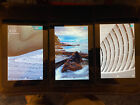 """Lot of 3 Amazon Fire HD 7 4th Gen. (SQ46CW) 7"""" Tablet 8GB - All Working & Reset"""