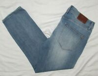 MADEWELL 9'' HIGH RISER ANKLE SKINNY WOMEN'S BLUE JEANS SIZE 32/25