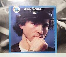 ANDREA MONTEFORTE - LO SPIAZZALE LP VG+/EX+ 1990 FIVE RECORD SERIE TEEN TR 23705