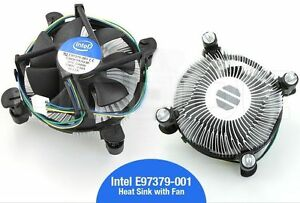 Original Intel i3 i5 i7 Socket 1150 1151 1155 Heatsink Fan Cooler E97379-001