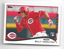 2014 Topps Billy Hamilton Rookie RC Sparkle Variation SSP SP Short Print