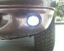 Blue LED Fog Lamps Driving Lights Set for 1998-2003 Dodge Durango