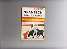 Spanisch für die Reise.