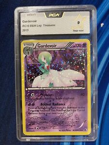 GARDEVOIR RC10/RC25 LEGENDARY TREASURES NEAR MINT US GRADED PCA PSA 9