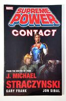 "Supreme Power ""Contact"" Vol 1 (2010) Marvel Comics TPB/Softcover"