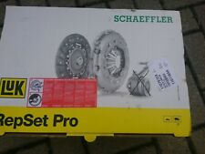 VW TOURAN 2.0D Clutch Kit 2pc (Cover+Friction plate) 03-14 624 3180 34 LuK