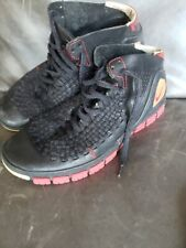 Nike Considered 2K5 Mens Sneaker Black High size 11.5 with red