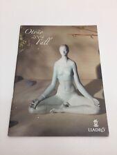 2004 Lladro Otono Catalog Book Figurine Collectors