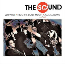 The Sound : Jeopardy/From the Lion's Mouth/All Fall Down CD 4 discs (2015)