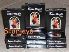 2 boxes (12pcs) Super Magic Man Tissue Prevent Premature Ejaculation & Long Sex