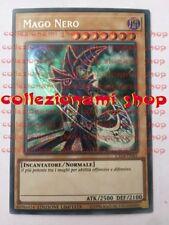 CT14-IT001 MAGO NERO ® Dark Magician ® RARA SEGRETA ® CARTA IN ITALIANO