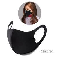 20ST Kinder wiederverwendbar Mund-Nasen-Bedeckungen Anti Nebel Anti-Staub Masken
