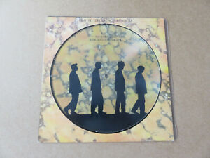 ECHO & THE BUNNEYMEN Songs To Learn & Sing UK PICTURE DISC PRESSING LP KODE13P