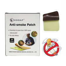 Anti-smoke Patch Stop Smoking 100% Natural Ingredient Quit Smoke 30 Patches/Box