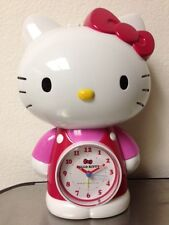 Hello Kitty Alarm Clock with 7 different Music melodies Brand New