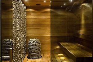 6-18kW - Electric Sauna Heater Huum Hive, Scandinavian Design Sauna Stove, Oven
