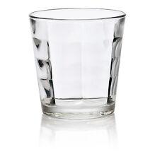 Bormioli Rocco Cube drinking glasses 240ml, 6 Glasses