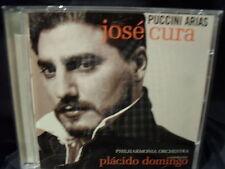 Jose Cura-puccini Arias-placido domingo & philharmonia Orchestra