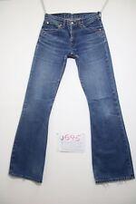 Levis 516 bootcut (Cod.J595) Taille 42 W28 L34 jeans d'occassion boyfriend femme