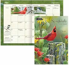 SONGBIRDS - 2021 POCKET PLANNER CALENDAR - BRAND NEW - LANG ART 03167