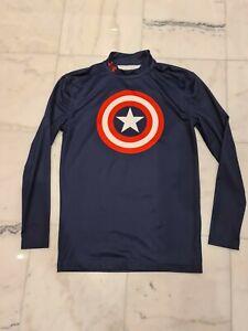 Under Armour Marvel Captain America