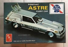 Vintage AMT Pontiac Astre Funny Car Model Kit Complete 1/25 Scale Extremely Rare