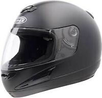 New GMAX GM38 Solid Helmet 3XL Flat Black