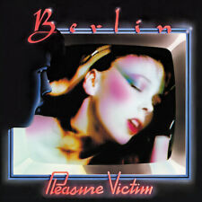 Berlin Pleasure Victim 2020 Remastered and Expanded Cd 80's New Wave Synthpop