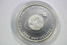10-Euro-Gedenkmünzen der BRD von 2003