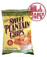 🔥 Trader Joe's Sweet Plantain Chips !!! NEW