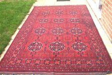 £2750 John Lewis HANDMADE Persian Khal Mohammadi vegtable dye 300 x 200cm