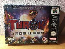 TUROK RAGE WARS NINTENDO 64 N64 (ENVIOS COMBINADOS)