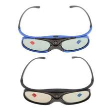 2x Active Shutter 3D Glasses For Acer/BenQ/Sony/Optoma DLP-Link Projector