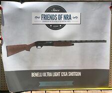 2012 Benelli UL 12 GA Shotgun 1 of 2 HD FIREARM SIGN POSTER 36 x 44 Man Cave Art