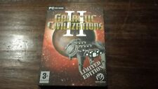 Galactic Civilization 2 limited edition steel case - PC (CD)