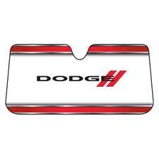 Plasticolor Dodge Logo Elite Series Car/SUV/Truck Front Windshield Sunshade