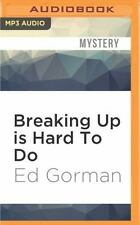 Sam Mccain Mysteries: Breaking up Is Hard to Do 6 by Ed Gorman (2016, MP3 CD,...