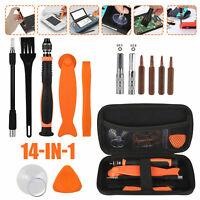 14in1 Repair Full Screwdriver Tools Kit Set for Nintendo Switch/Wii/N64/NGC/SNES