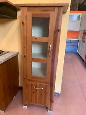 Ante In Legno Massello Per Cucina.Mobili E Pensili Vetrina In Legno Massello Per La Casa Acquisti